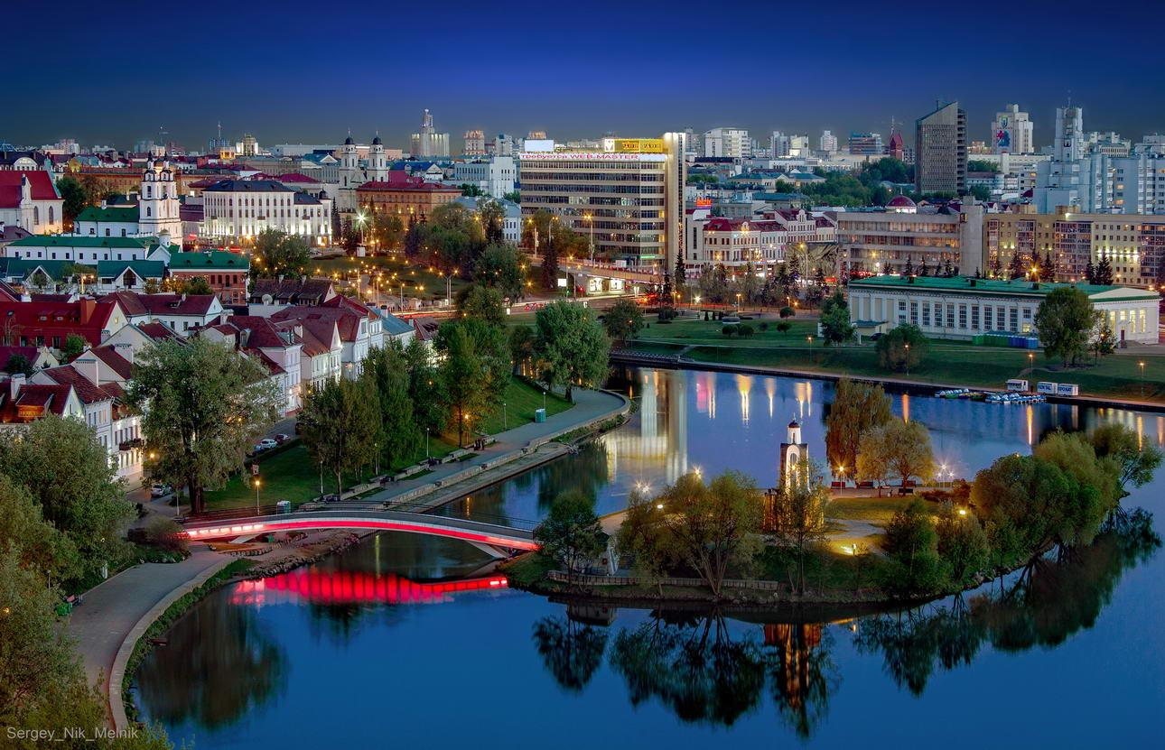 Минск-на-праздники